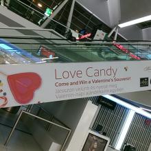 Reptér - Love Candy dekoráció