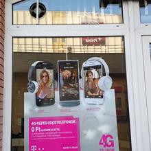 Telekom országos portáldekorálás